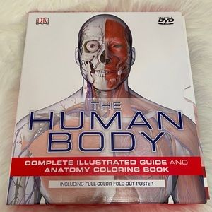 The Human Body Anatomy Book